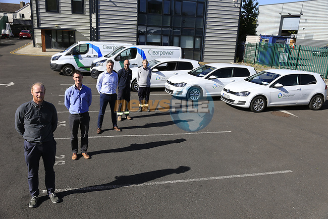 Clearpower Vehicles<br /> Picture www.newsfile.ie