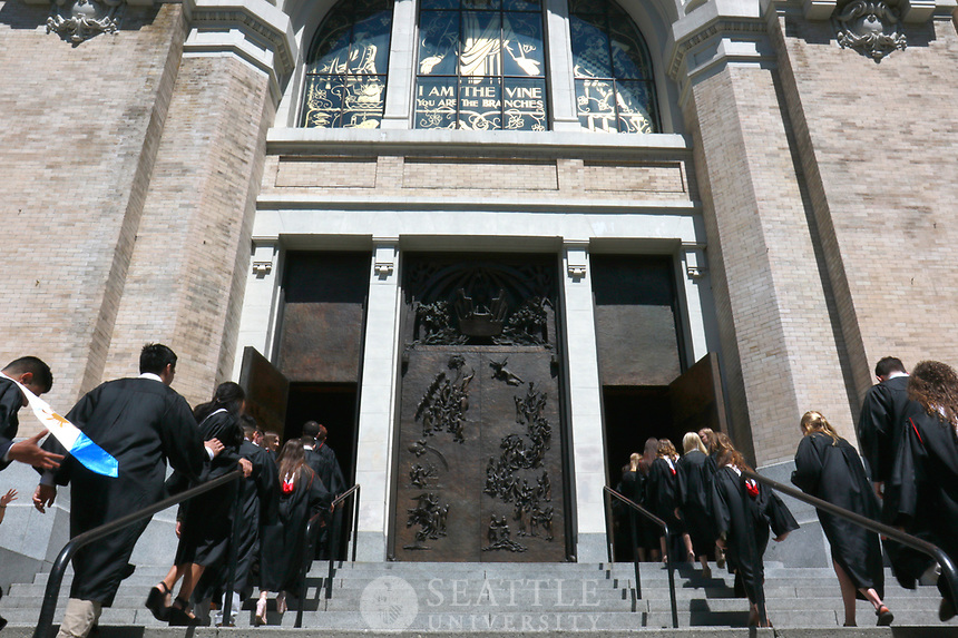 Baccalaureate Mass June 9th, 2017