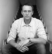 Alexei Navalny is a Russian lawyer and political and financial activist, leader of opposition.