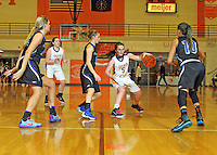 Girls Basketball vs. Heritage Christian SECTIONAL 2-3-16