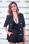 "Women'Secret presents Blanca Suarez the new image of its new campaign ""My Secret Dream"" in Madrid. April 20, 2016. (ALTERPHOTOS/Borja B.Hojas)"