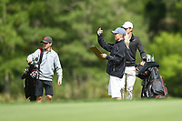 New Zealand Amateur Golf Championship, Wairakei Golf Course, Taupo, New Zealand, Wednesday 31 October 2018. Photo: Kerry Marshall/www.bwmedia.co.nz