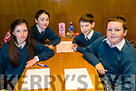 Nagle Rice P.S Millltown, Emma Casey, Niamh Dinham, Peadar Whelan, Brendan Casey at the Chapter 23 Credit Union Table Quiz at Ballyroe Heights Hotel on Sunday