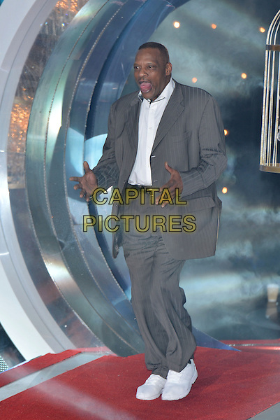 Alexander O'Neal<br /> Celebrity Big Brother launch night on Wednesday, 7th January 2015, Borehamwood, Hertfordshire.<br /> CAP/PL<br /> &copy;Phil Loftus/Capital Pictures