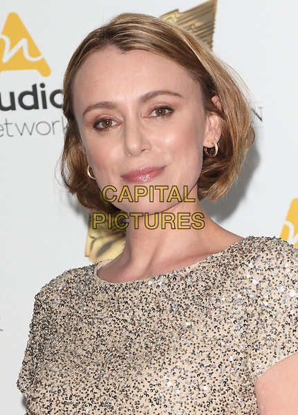 Keeley Hawes at the RTS Programme Awards 2017 at Grosvenor House, Park Lane, London on the 21st March 2017<br /> CAP/ROS<br /> &copy;Steve Ross/Capital Pictures