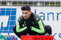 19th November 2019, Hannover, Germany; Sebastian Soto at training ; Soto, an American born player, has reportedly moved from Hannover to Norwich City of the English Premier league