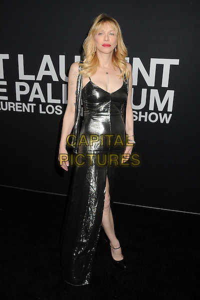 10 February 2016 - Los Angeles, California - Courtney Love. Saint Laurent At The Palladium held at the Hollywood Palladium. <br /> CAP/ADM/BP<br /> &copy;BP/ADM/Capital Pictures
