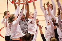 Stanford Volleyball W vs Arizona, September 29, 2017