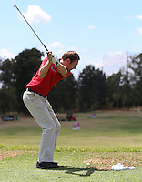 Swing sequence of Jason Palmer (ENG) during the preview of the Tshwane Open 2015 at the Pretoria Country Club, Waterkloof, Pretoria, South Africa. Picture:  David Lloyd / www.golffile.ie. 10/03/2015