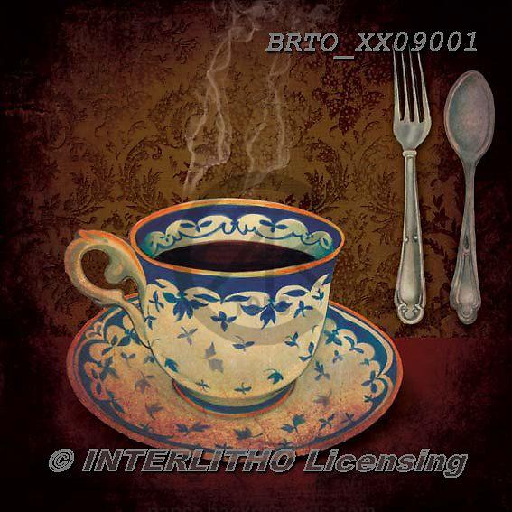 Alfredo, STILL LIFE STILLLEBEN, NATURALEZA MORTA, paintings+++++,BRTOXX09001,#i# ,tea