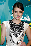 UNIVERSAL CITY, CA. - August 09: Actress Emma Roberts poses in the press room during the Teen Choice Awards 2009 held at the Gibson Amphitheatre on August 9, 2009 in Universal City, California.
