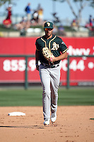 Matt Olson - Oakland Athletics 2016 spring training (Bill Mitchell)