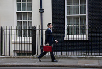 George Osborne, Chancellor of the Exchequer - 2012<br />
