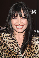 Daisy Lowe<br /> at the opening of the 'Innovation by Space NK' store on Regent's Street, London.<br /> <br /> <br /> ©Ash Knotek  D3196  10/11/2016