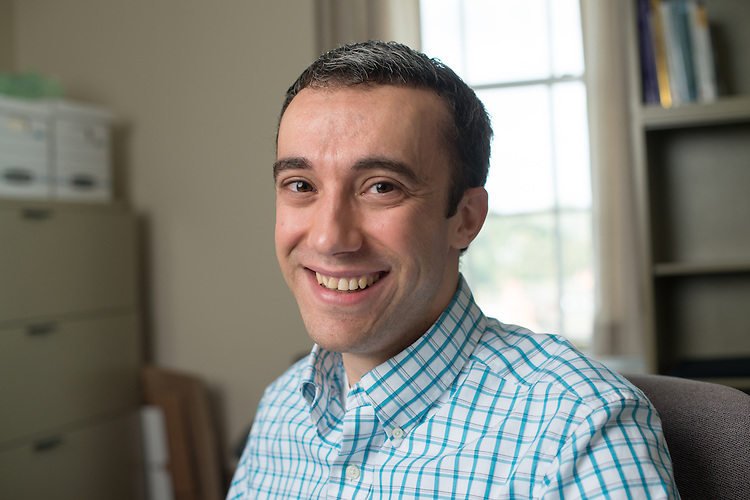 Joshua Austin, Economics, faculty