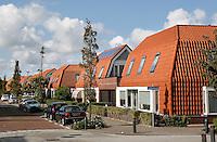 Zaandam- Nieuwbouw in Zaanse stijl