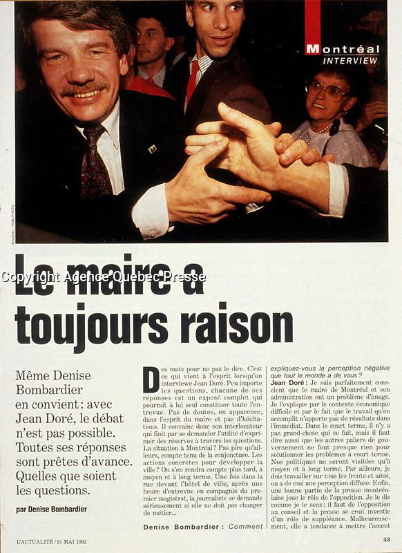 Publication dans l'actualite<br /> <br /> Photo : Pierre Roussel