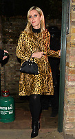 Nicky Hilton attending Rolling Stone Mick Jagger's Christmas party in London, UK.<br /> <br /> DECEMBER 13th 2018. Credit: Matrix/MediaPunch ***FOR USA ONLY***<br /> <br /> REF: LTN 184623