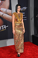 LOS ANGELES, CA. February 05, 2019: Dua Lipa at the premiere for &quot;Alita: Battle Angel&quot; at the Regency Village Theatre, Westwood.<br /> Picture: Paul Smith/Featureflash