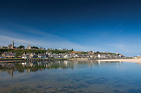 The River Lossie, Seatown, Lossiemouth, Moray