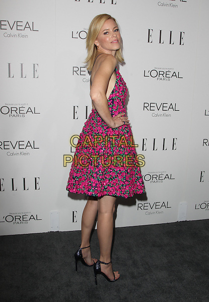 Beverly Hills, CA - October 20: Elizabeth Banks Attending 2014 ELLE Women In Hollywood Awards At the Four Seasons Hotel  California on October 20, 2014.  <br /> CAP/MPI/RTNUPA<br /> &copy;RTNUPA/MediaPunch/Capital Pictures