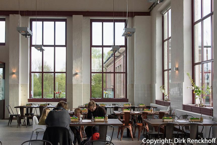 Restaurant Wasserwerk, Kurdamm24, Hamburg-Wilhelmsburg, Deutschland, Europa<br /> Restaurant Wasserwerk, Kurdamm24, Hamburg-Wilhelmsburg, Germany, Europe