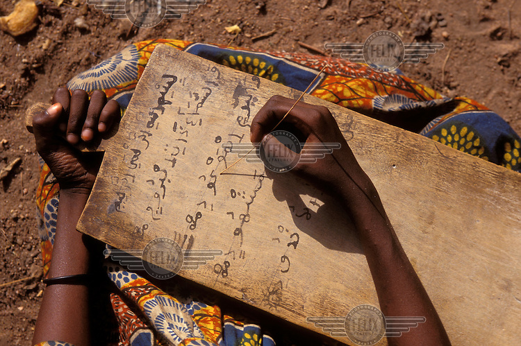 © Giacomo Pirozzi / Panos Pictures..North CAMEROON..Community school for disadvantaged children.