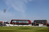 General view of the ground ahead of Lancashire CCC vs Essex CCC, Specsavers County Championship Division 1 Cricket at Emirates Old Trafford on 10th June 2018