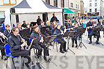Misic at feile na mBlath in the square, Tralee on Saturday.
