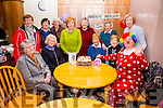 Mary Annie Quill from Cahersiveen seated front centre celebrated her 90th birthday with friends from the Cahersiveen Active Retired Group in the Cahersiveen Community Resource Centre on Tuesday pictured here with front l-r; Anne Casey, Marie O'Mahony, Mary Annie Quill, Maureen Murphy, Catherine Cournane, back l-r; Betty Kelly, Mary Monaghan, Kathleen Evans, Bridie O'Shea, Mary Daly, Joan Griffin & Lilly Byrne.