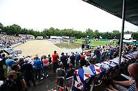 FIERLEPPEN: WINSUM: 13-08-2017, Fries Kampioenschap Fierljeppen, ©foto Martin de Jong