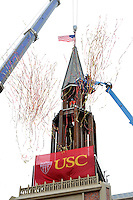 Building Trades News USC Topping