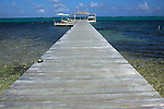 Views of Matachica Beach Resort in Belize.