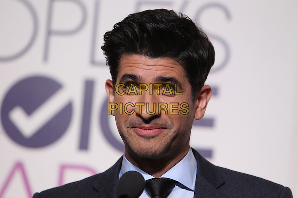 Beverly Hills, CA - November 03 Raza Jaffrey Attending People's Choice Awards 2016 - Nominations Press Conference At The Paley Center for Media On November 03, 2015. <br /> CAP/MPI/UPAFS<br /> &copy;FSUPA/MPI/Capital Pictures