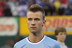 23 May 2013:  Albert Rusnak (55)(SVK) Manchester City.  Chelsea F.C. was defeated by Manchester City 3-4 at Busch Stadium in Saint Louis, Missouri, in a friendly exhibition soccer match.