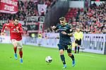 Unions Robert Andrich am Ball mit dem Mainzer Levin Oeztunali<br /> <br />  beim Spiel in der Fussball Bundesliga, 1. FSV Mainz 05 - 1. FC Union Berlin.<br /> <br /> Foto © PIX-Sportfotos *** Foto ist honorarpflichtig! *** Auf Anfrage in hoeherer Qualitaet/Aufloesung. Belegexemplar erbeten. Veroeffentlichung ausschliesslich fuer journalistisch-publizistische Zwecke. For editorial use only. DFL regulations prohibit any use of photographs as image sequences and/or quasi-video.