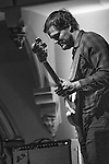 Zak Appleby of Houndmouth performs at the The Southgate House Revival-Sanctuary in Newport, Kentucky.
