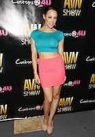 Chanel Preston at AVN Expo, <br /> Hard Rock Hotel, <br /> Las Vegas, NV, Wednesday January 15, 2014.