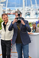 Edward Walson &amp; John Travolta at the photocall for &quot;Gotti&quot; at the 71st Festival de Cannes, Cannes, France 15 May 2018<br /> Picture: Paul Smith/Featureflash/SilverHub 0208 004 5359 sales@silverhubmedia.com