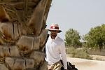 Abu Dhabi, United Arab Emirates (UAE). March 20th 2009.<br /> Al Ghazal Golf Club.<br /> 36th Abu Dhabi Men's Open Championship.<br /> Abdulla Al Musharrekh.