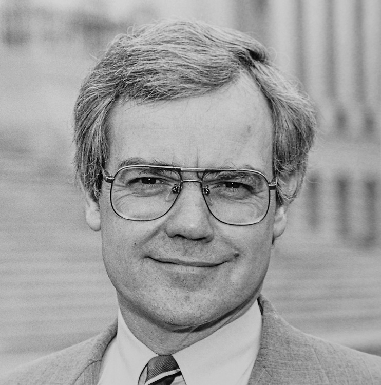 Rep. Bob Clement, D-Tenn., on March 9, 1992. (Photo by Chris Ayers/CQ Roll Call via Getty Images)