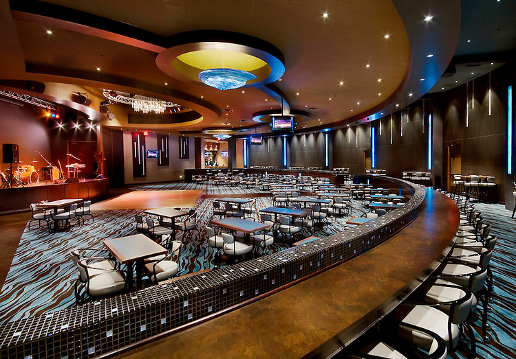 Desert Diamond Nightclub.Kitchell Contractors