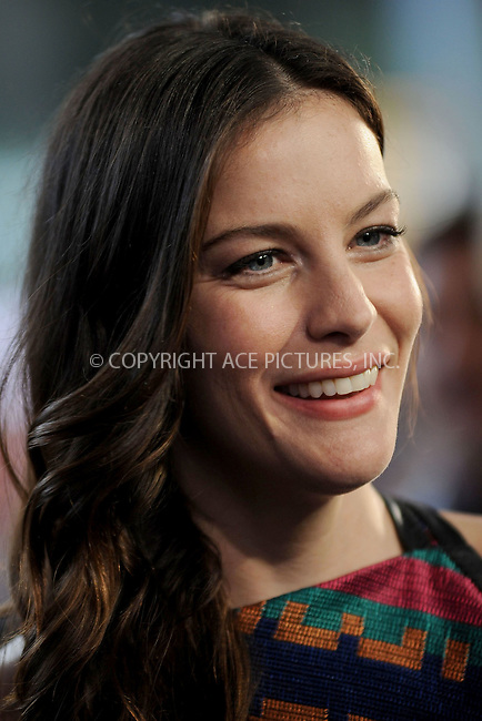 WWW.ACEPIXS.COM . . . . . .June 6, 2011...New York City.....Liv Tyler attends the 2011 CFDA Fashion Awards at Alice Tully Hall, Lincoln Center on June 6, 2011 in New York City......Please byline: KRISTIN CALLAHAN - ACEPIXS.COM.. . . . . . ..Ace Pictures, Inc: ..tel: (212) 243 8787 or (646) 769 0430..e-mail: info@acepixs.com..web: http://www.acepixs.com .