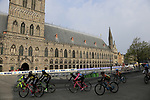 Ypres where the race will pass through during the 2019 Gent-Wevelgem in Flanders Fields running 252km from Deinze to Wevelgem, Belgium. 31st March 2019.<br /> Picture: Eoin Clarke | Cyclefile<br /> <br /> All photos usage must carry mandatory copyright credit (© Cyclefile | Eoin Clarke)