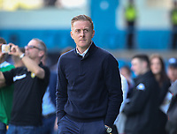 Leeds United manager Garry Monk <br /> <br /> Photographer Alex Dodd/CameraSport<br /> <br /> The EFL Sky Bet Championship - Leeds United v Preston North End - Saturday 8th April 2017 - Elland Road - Leeds<br /> <br /> World Copyright &copy; 2017 CameraSport. All rights reserved. 43 Linden Ave. Countesthorpe. Leicester. England. LE8 5PG - Tel: +44 (0) 116 277 4147 - admin@camerasport.com - www.camerasport.com