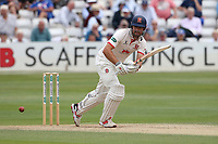 Alastair Cook in batting action for Essex during Essex CCC vs Warwickshire CCC, Specsavers County Championship Division 1 Cricket at The Cloudfm County Ground on 15th July 2019