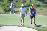 Oliver Fisher (ENG) during the 1st round of the Alfred Dunhill Championship, Leopard Creek Golf Club, Malelane, South Africa. 28/11/2019<br /> Picture: Golffile | Tyrone Winfield<br /> <br /> <br /> All photo usage must carry mandatory copyright credit (© Golffile | Tyrone Winfield)