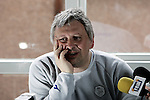 2505005 Paul Sturrock press conference