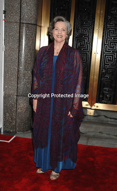 Dana Ivey..arriving at The 2007 Tony Awards on June 10, 2007 at ..Radio City Music Hall. ..Robin Platzer, Twin Images......212-935-0770