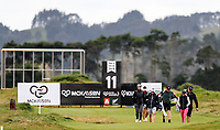 General view.<br /> McKayson NZ Women's Golf Open, first Practice Round, Windross Farm Golf Course, Manukau, Auckland, New Zealand, Monday 25 September 2017.  Photo: Simon Watts/www.bwmedia.co.nz